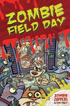 Zombie Zappers Cover-Red Line Editorial