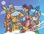 Mythology-Time for Kids