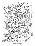 Christmas Colorama Inside Page