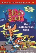 Stink Squad Cover- Simon & Schuster