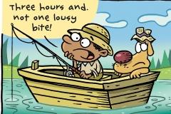 Backyard Adventures Comic Strip-Boys' Life