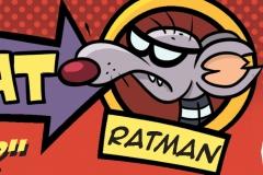 Good Rat/Bad Rat Comic-Cap'n Catnip Comics