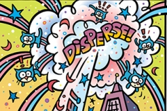 "Man Of Popsicle ""Cat-tastropy!""Online Comic Conclusion"