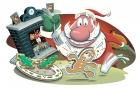 Santa's Cookies / Boys' Life